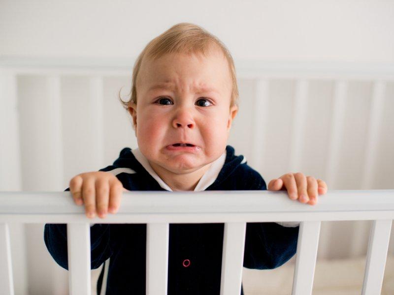 Тревожный малыш