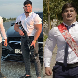 У 18-річного качка з Чечні машин на 12 мільйонів. Звідки гроші у такому віці?