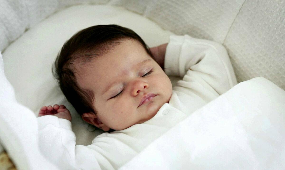 Як організувати сон дитини до року?