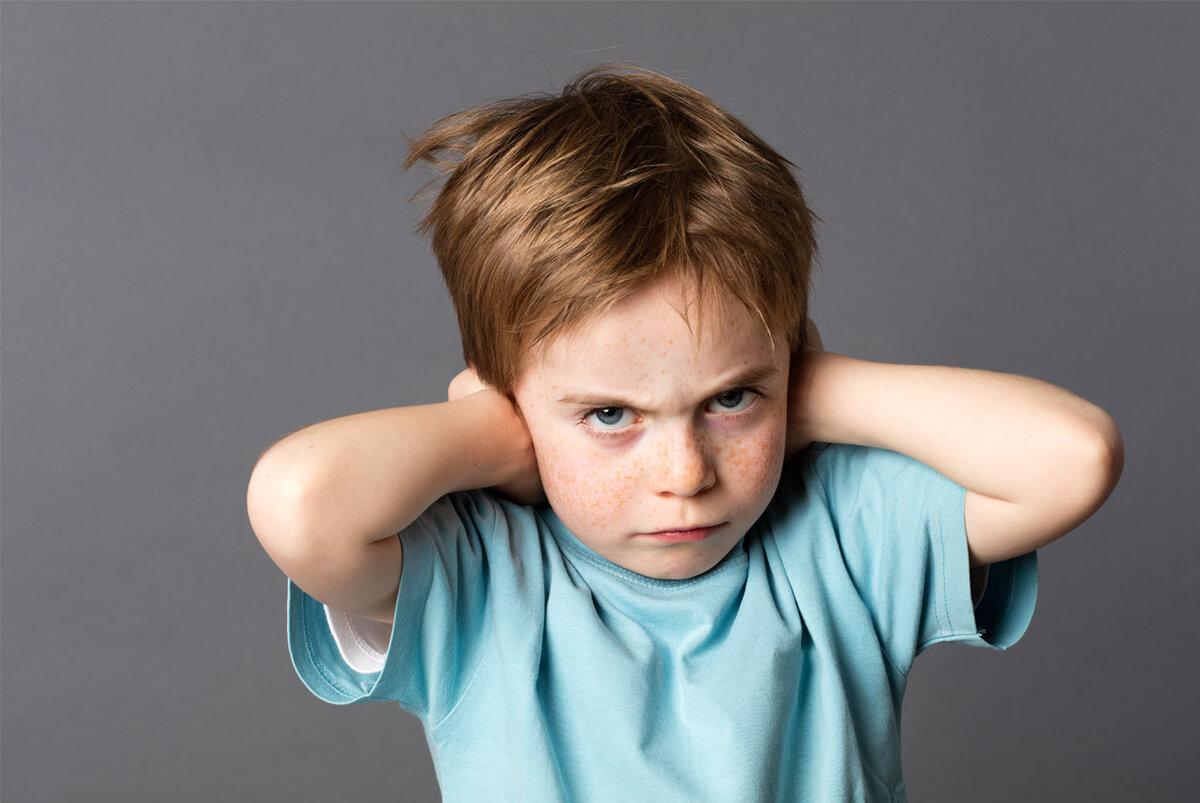 Як переконати впертого дитини?