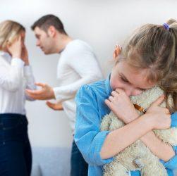 Як розповісти дитині про розлучення?