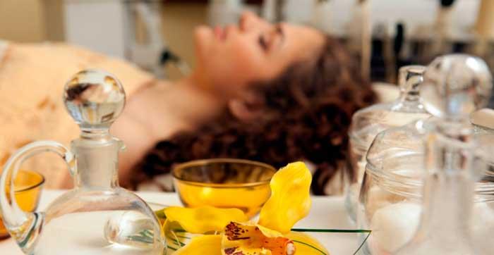 ароматерапія від головного болю